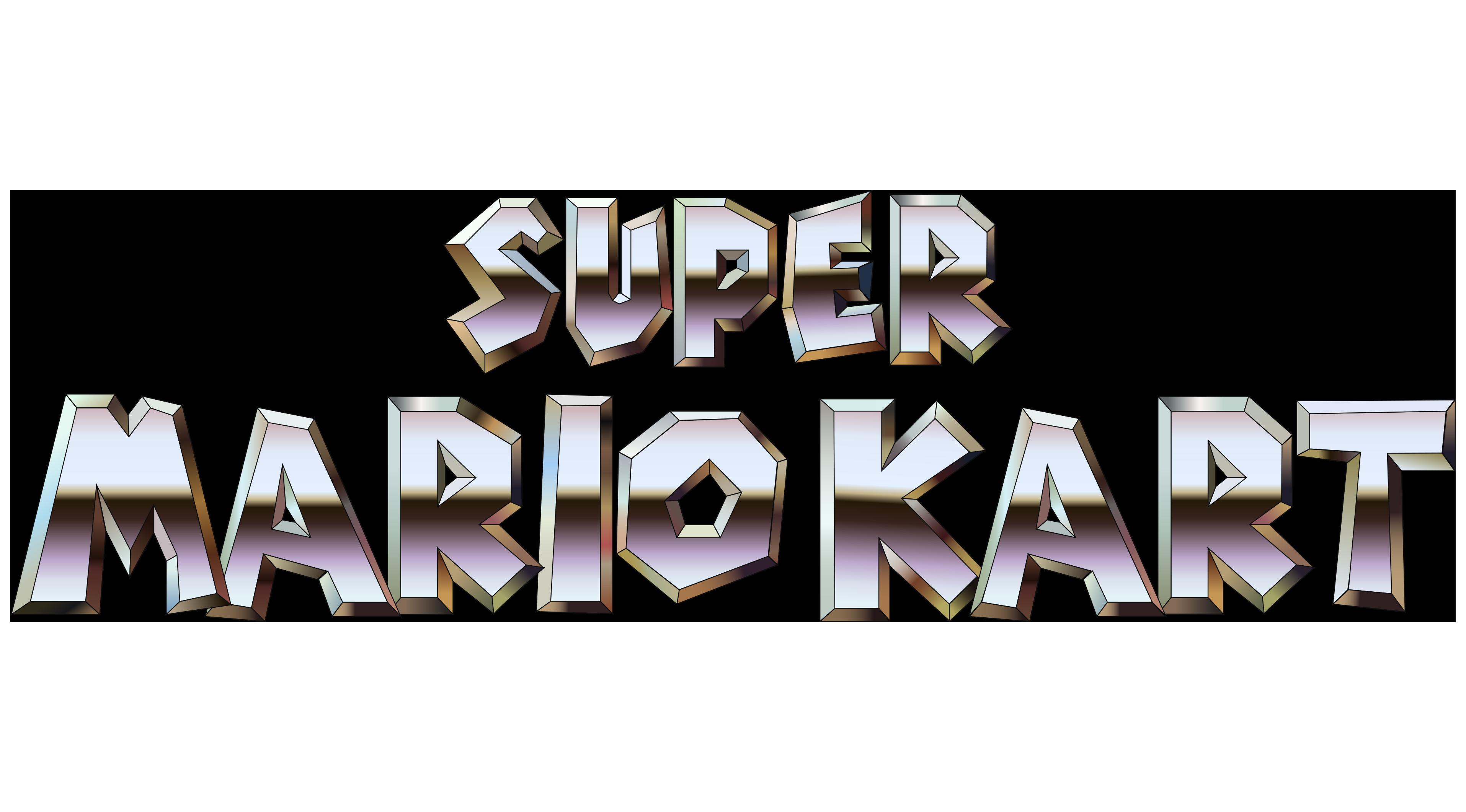 Super Mario Kart Details.