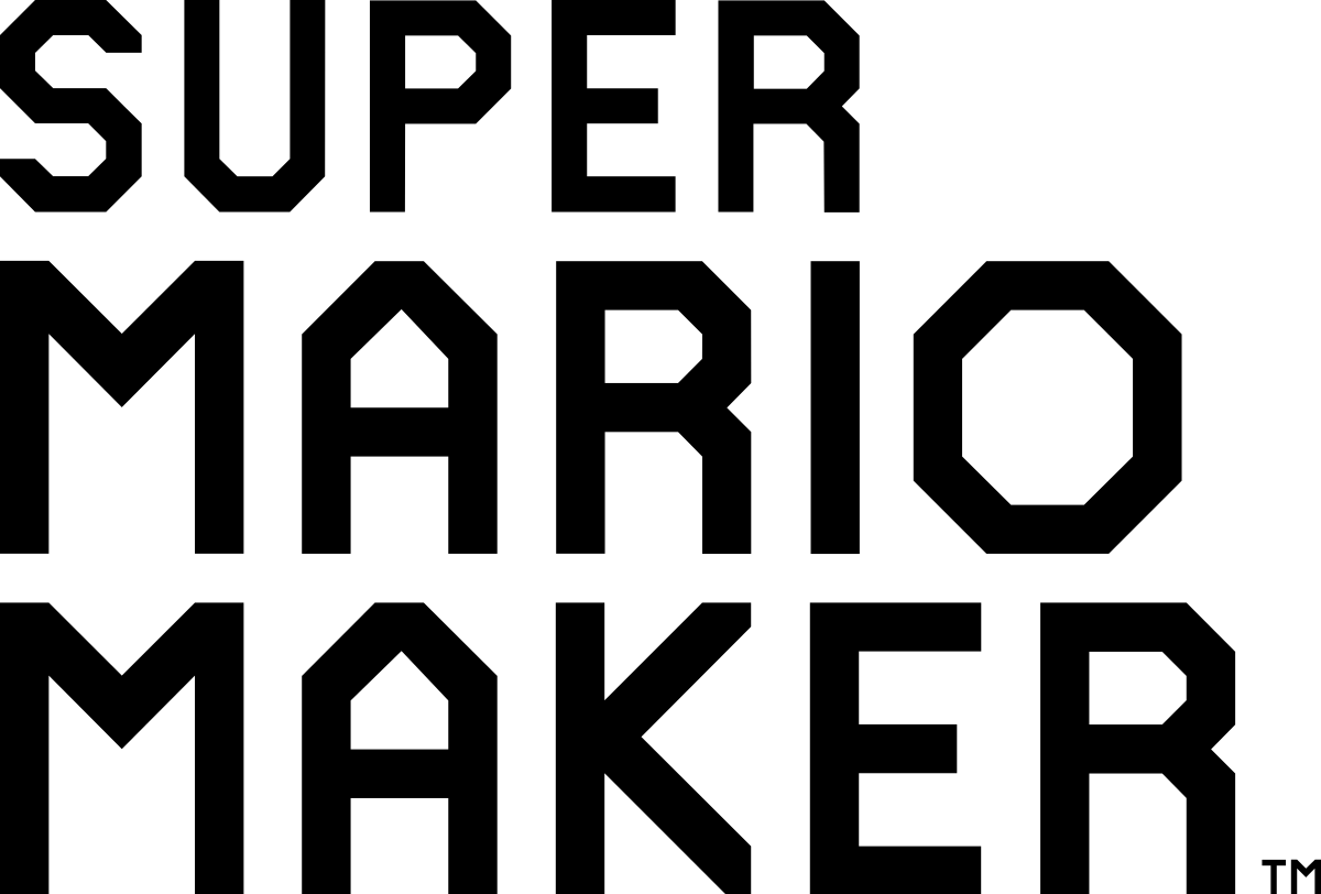 File:Super Mario Maker Logo.svg.