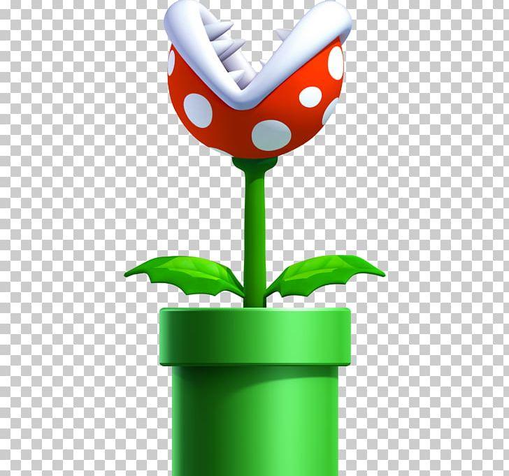 Mario Bros. New Super Mario Bros Piranha Plant PNG, Clipart.