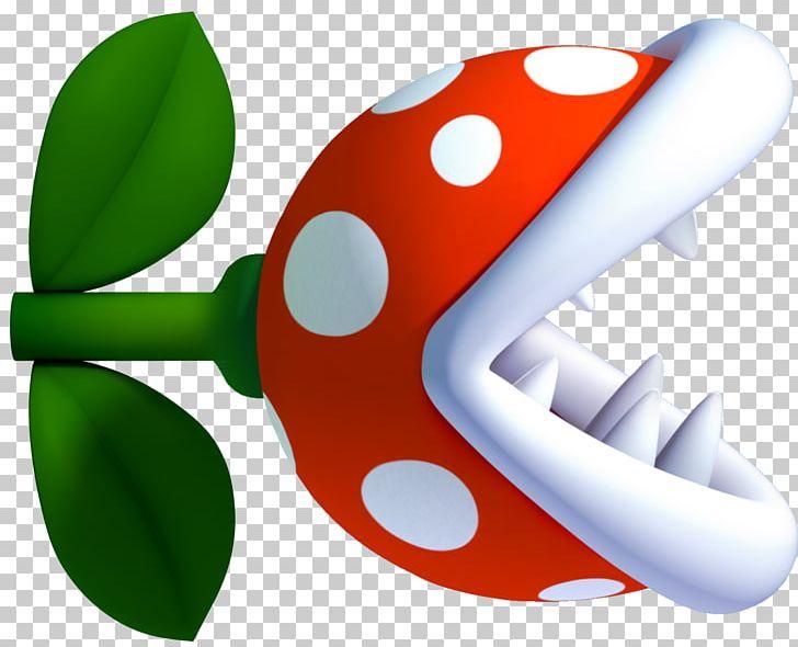 Piranha Plant Paper Mario: The Thousand.