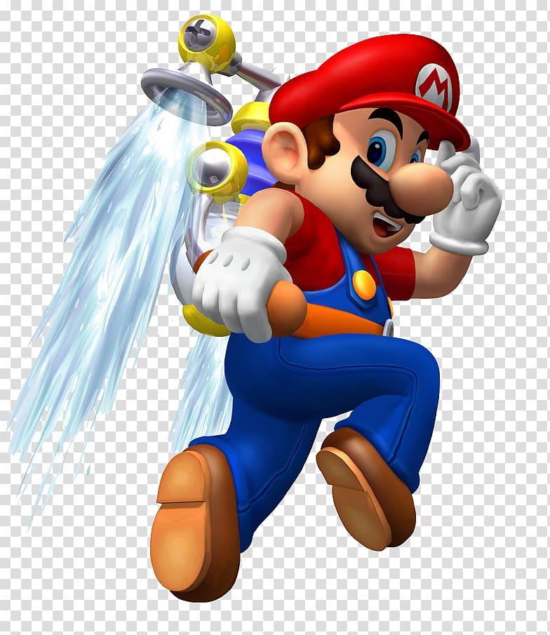 Super Mario Sunshine Super Mario 64 Super Mario 3D Land.