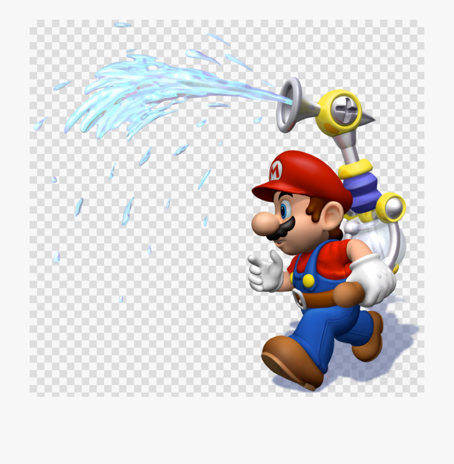 Super Mario Sunshine Mario Clipart Super Mario Sunshine.