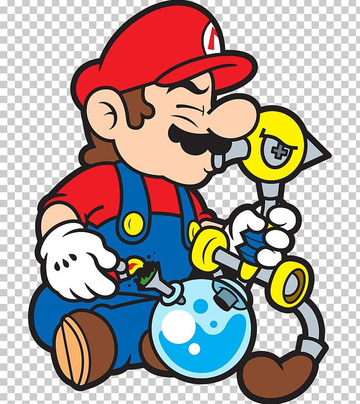 Mario Bros. Super Mario Sunshine Cannabis Smoking PNG.