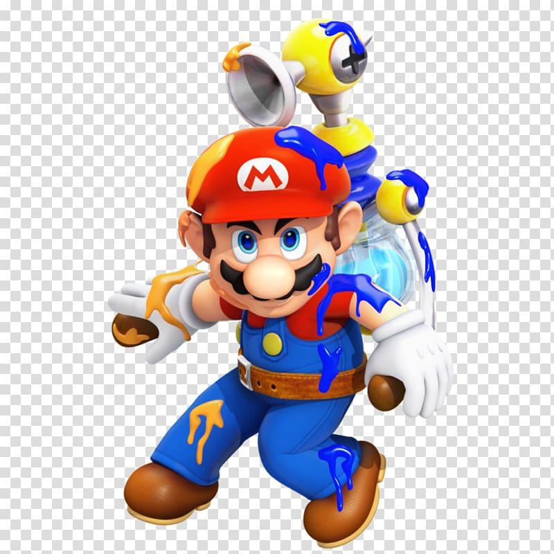 Super Mario Sunshine Splatoon Super Mario Bros., mario.