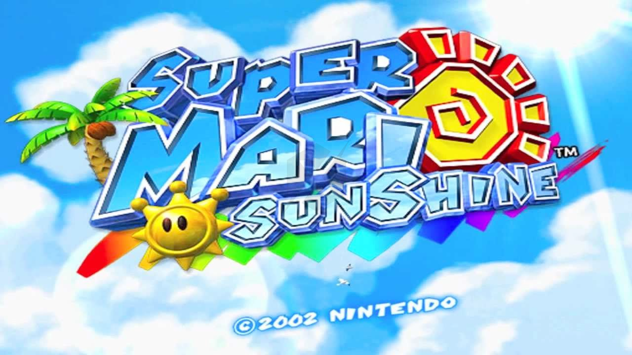 Super Mario Sunshine Today Celebrates 17 Years Since Its.