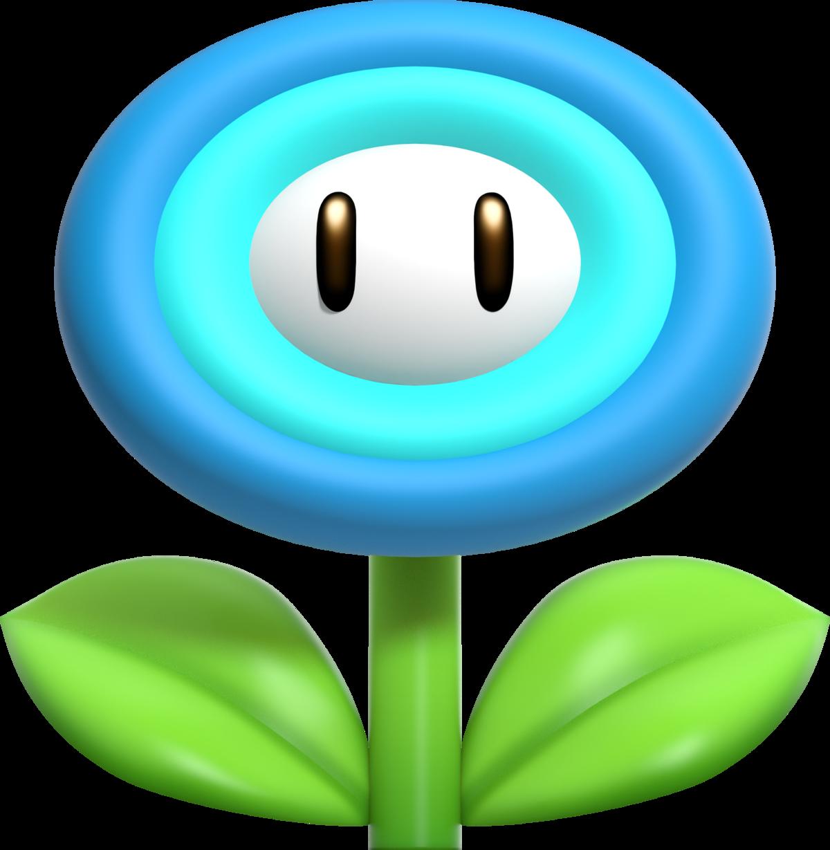 Ice Flower.