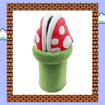 Toys & Hobbies Super Mario Bros Piranha Flower Decoration.