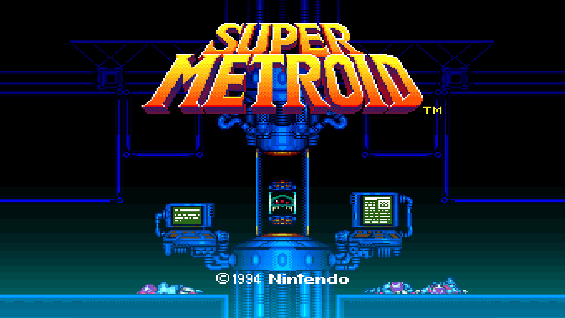 Super Metroid Wallpaper (72+ images).