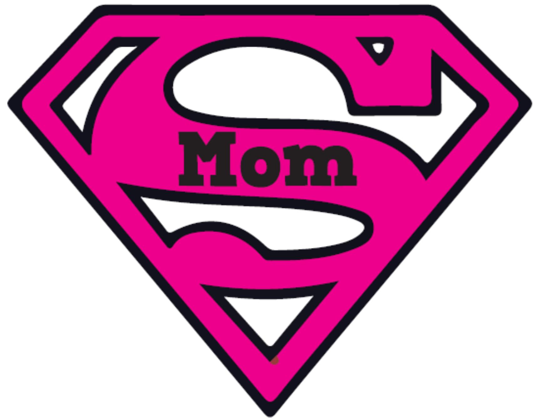 Super mom clipart 2 » Clipart Station.