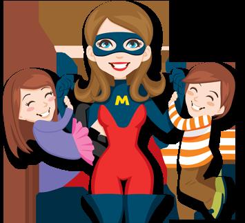 Super Mom Clipart at GetDrawings.com.