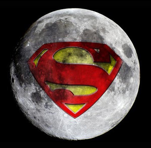 Free download Clip Art Supermoon.