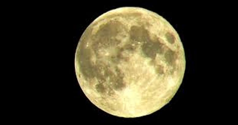 The Super Moon of Nov. 14, 2016.