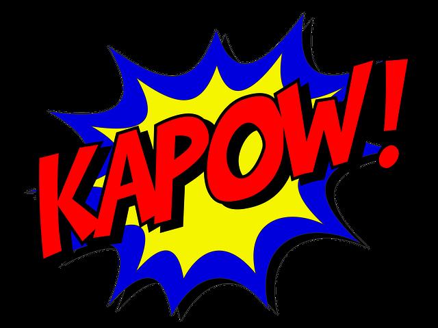 Super Power Clipart.