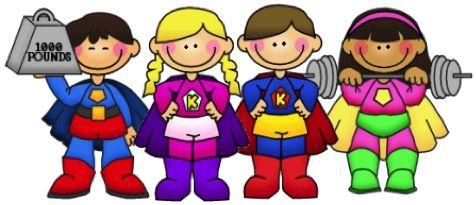 Image result for super reader super hero template.