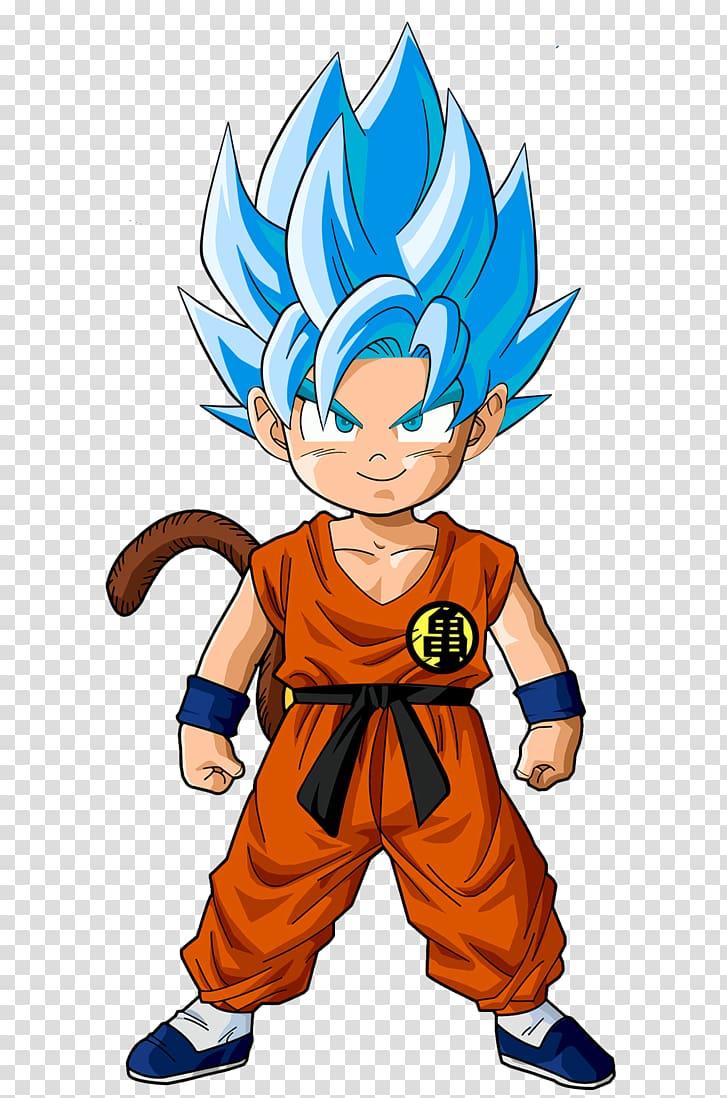 Goku Vegeta Majin Buu Dragon Ball Super Saiyan, goku.