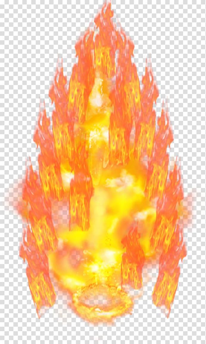 Fire , Goku Vegeta Super Saiya Saiyan, aura transparent.