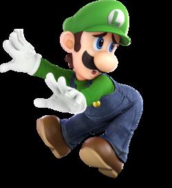 Luigi (SSBU).