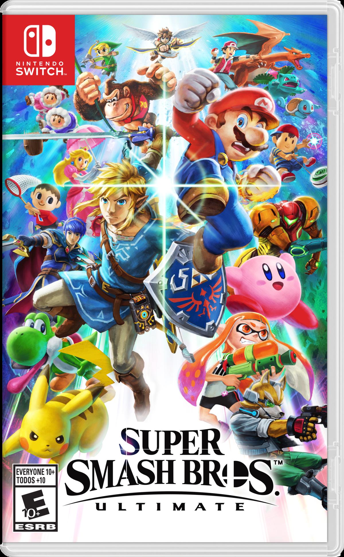 Super Smash Bros. Ultimate.