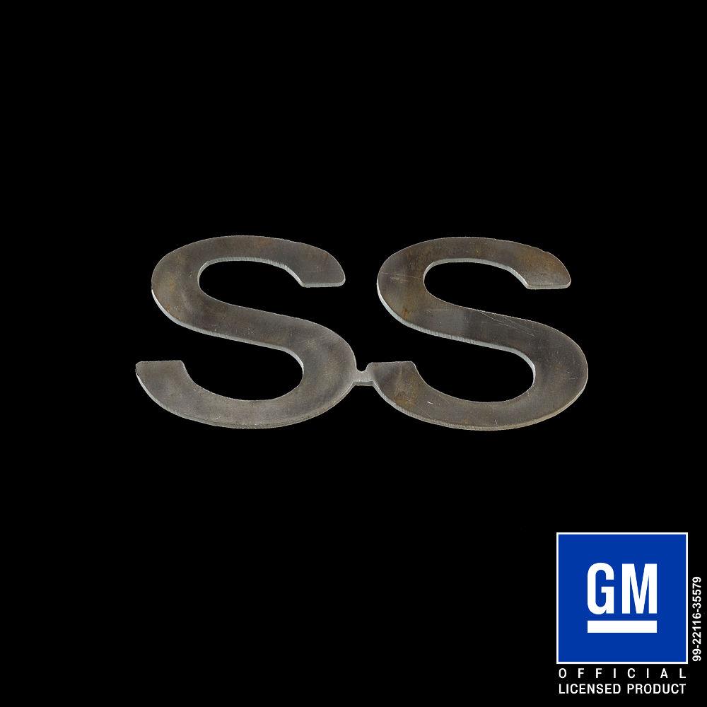 Super Sport SS Logo.