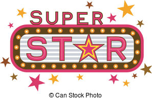 Super star Clipart and Stock Illustrations. 5,266 Super star.
