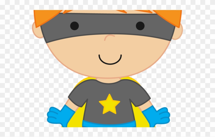 Super Girl Clipart Students.