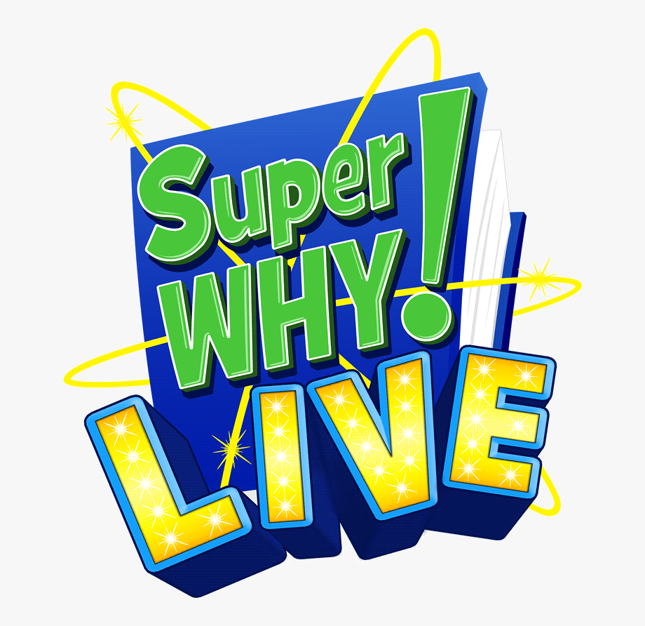 Super Why Logo Png.