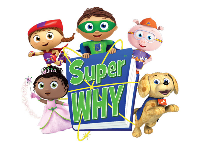 THE EFFICACY OF \'SUPER WHY\' IN BUILDING PRESCHOOLERS\' EARLY.