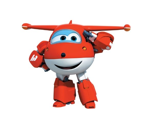 Super Wings Clipart.