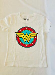 Details about DC Universe Super Hero Classic Wonder Woman Logo T.