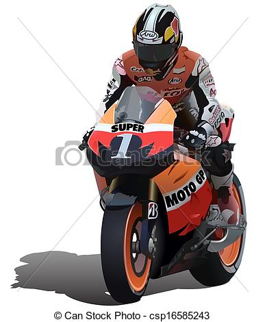 Super bikes clipart hd.