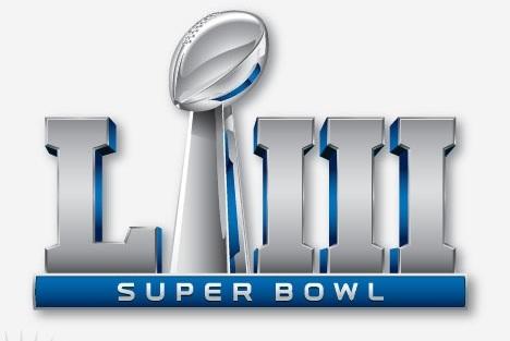 2019 Super Bowl LIII (53) 2\