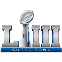 2019 Super Bowl LIII.