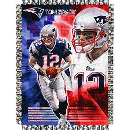 Amazon.com: D&H NFL Superbowl LI Champion Tom Brady New.