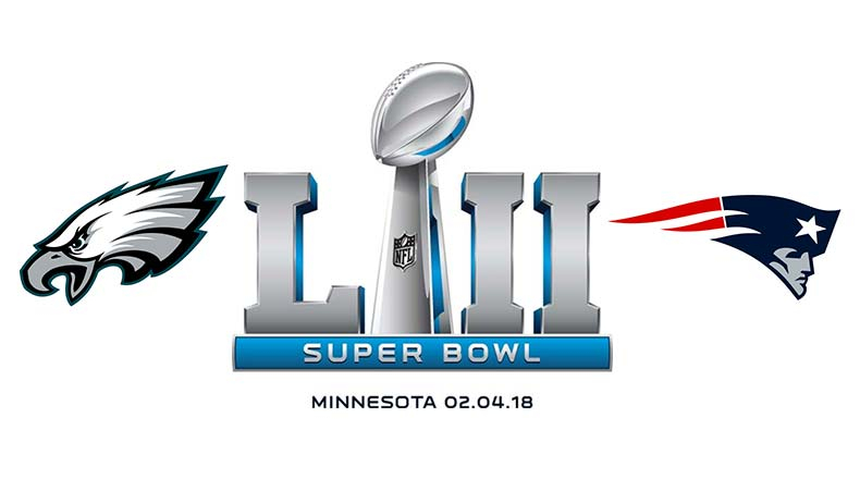 Super Bowl LII (52) Preview and Predictions: Philadelphia.