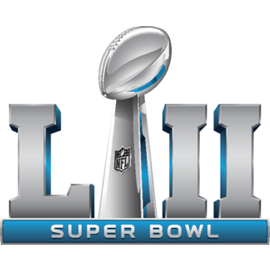 Super Bowl LII logo, Vector Logo of Super Bowl LII brand.