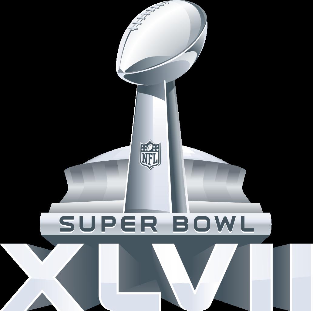 Super Bowl Logo.