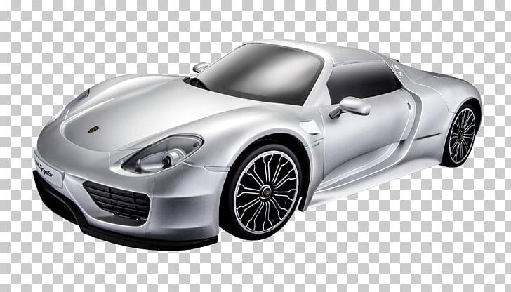 Supercar Porsche Model car Concept car, Porsche 918 Spyder.