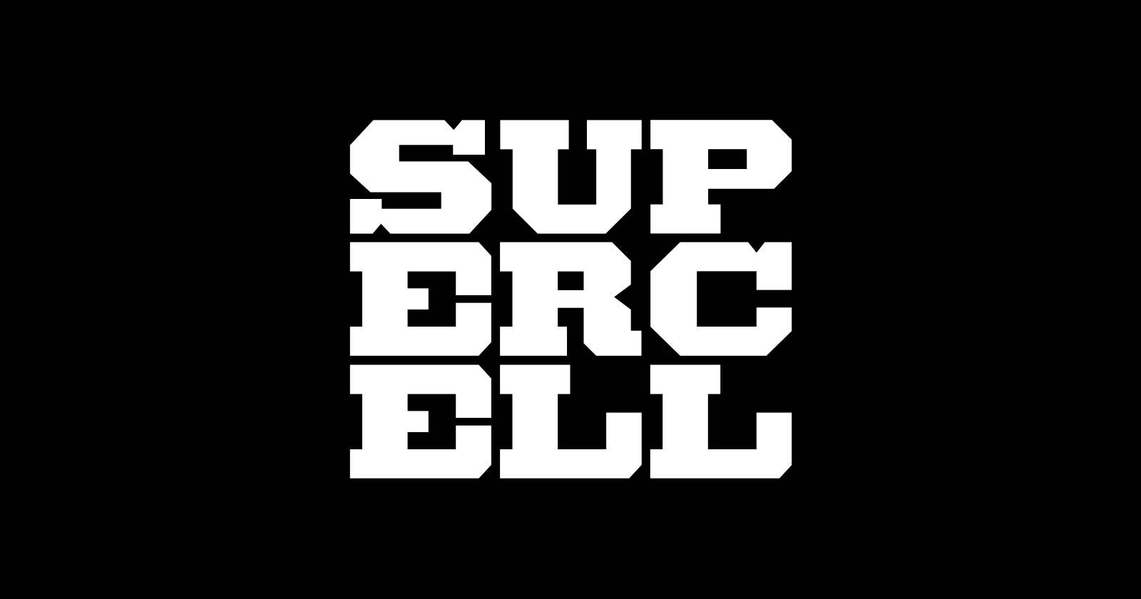 Does anyone else really dislike the Supercell logo.