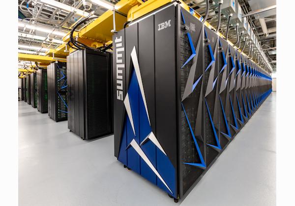 Supercomputer Leapfrog.
