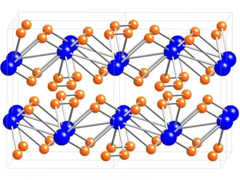 Crystallographers Use Computers To Find New Superconductor.