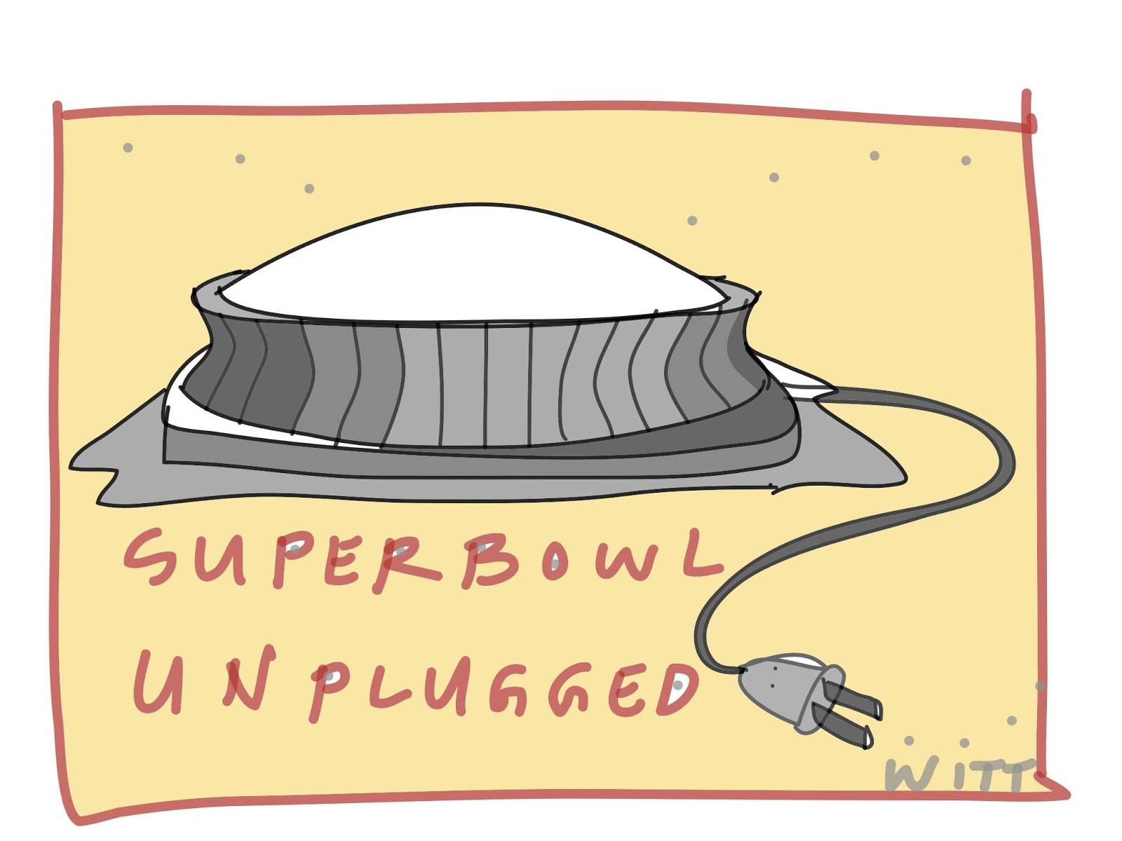 superdome drawing.
