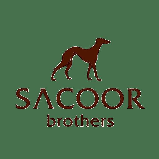 Sacoor Brothers Logo transparent PNG.