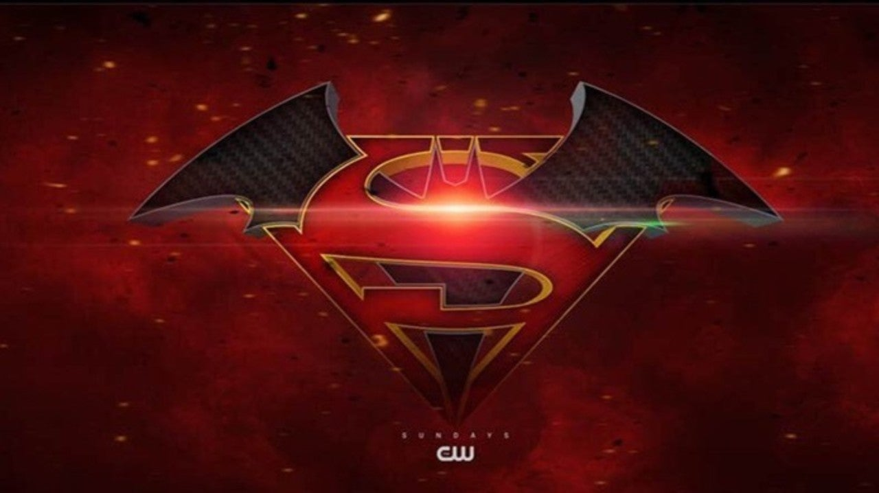 Is CW Teasing a Worlds Finest Crossover With Supergirl and.