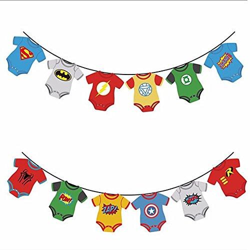 Baby Superhero Baby Shower: Amazon.com.