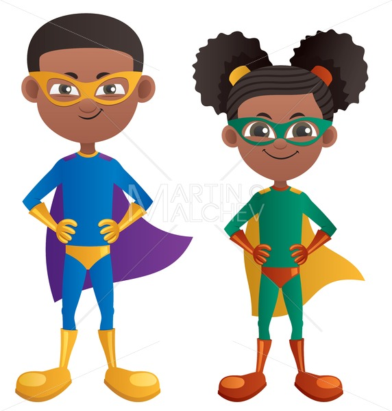 Super Kids Black.