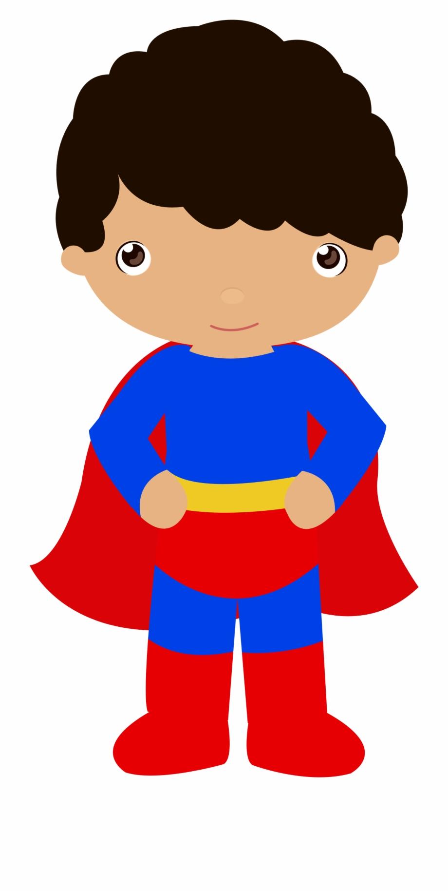 Onesie Clipart Superhero.