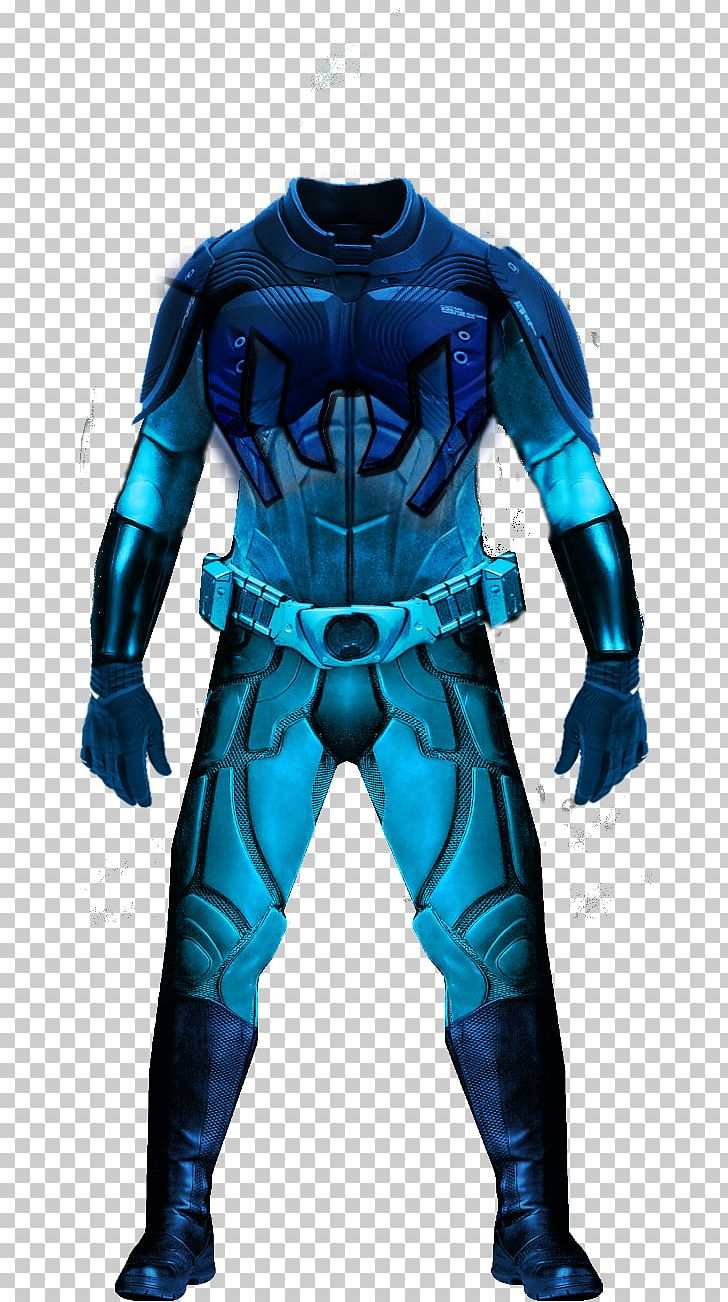 Blue Beetle Batman Ted Kord Superhero Costume PNG, Clipart.