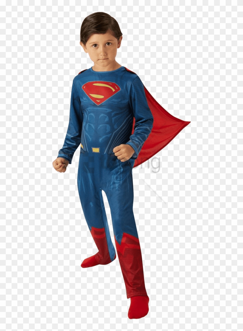 Free Png Download Superman Costume For Kids Png Images.