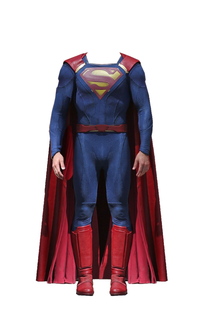 Superman Supergirl The CW.
