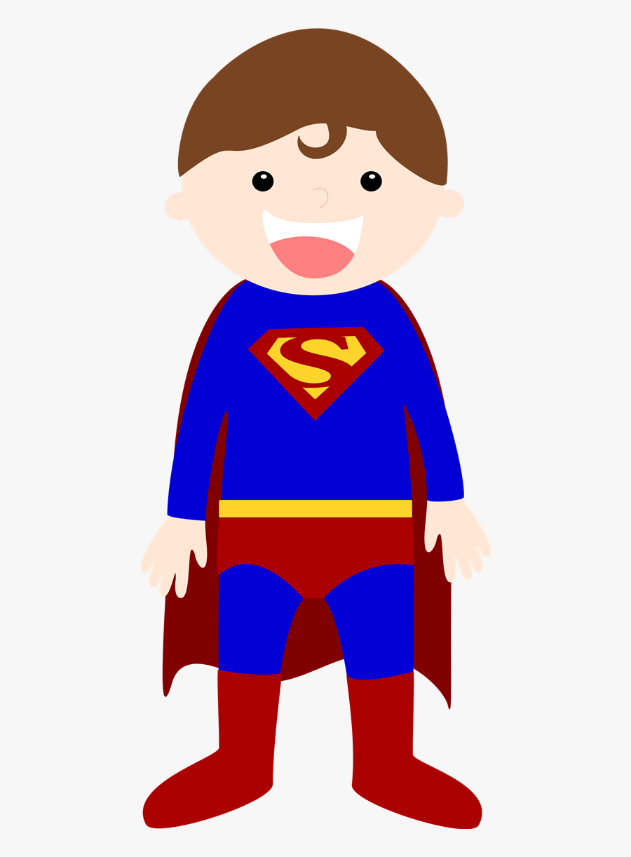 Kindergarten Clipart Superhero.